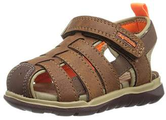 Step & Stride Boy's Cromar Adjustable Fisherman Sandal