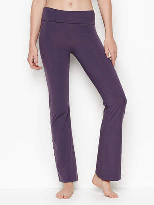 Victoria Sport Anytime Cotton Bootcut Yoga Pant