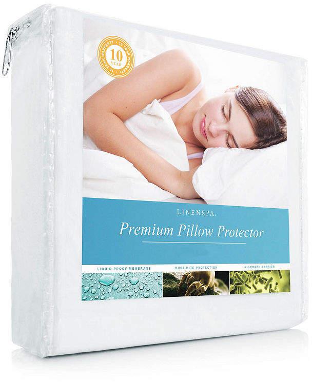 LINENSPA Linenspa Premium Smooth Pillow Protector