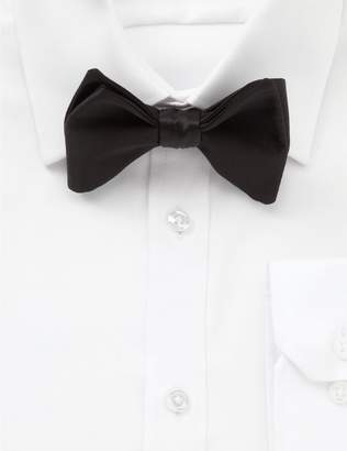 Marks and Spencer Pure Silk Self-Tie Bow Tie