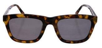 Karen Walker Deep Freeze Tinted Sunglasses