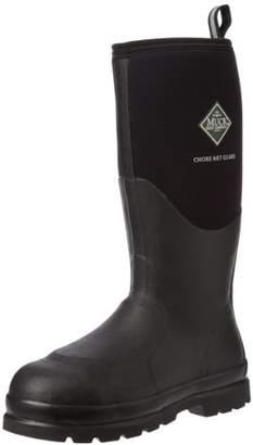 Muck Boot Muck Chore Classic Tall Steel Toe Men's Rubber Work Boots w/Metatarsal Guard