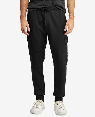 Polo Ralph Lauren Men Big & Tall Double-Knit Cargo Joggers