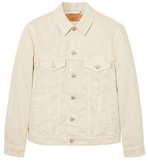 Mango man MANGO MAN Stone wash denim jacket