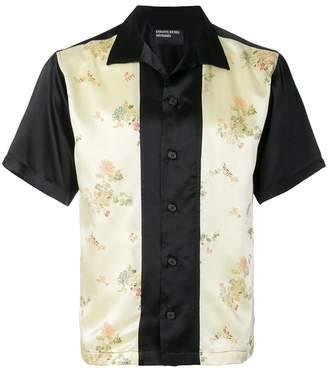 Enfants Riches Deprimes floral print shirt