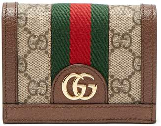 Gucci Ophidia leather wallet