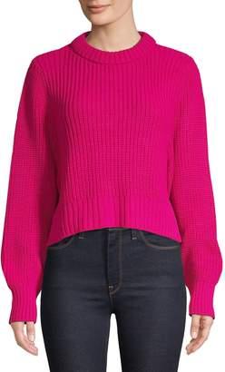 Topshop Deep Rib Knit Sweater