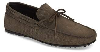 Tod's City Tie Gommini Driving Moccasin