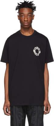 Givenchy Black Oversized Eagle T-Shirt