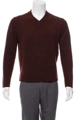 Marc Jacobs Lambswool V-Neck Sweater