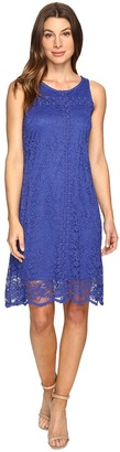 Christin Michaels - Coffer Lace Dress Women's Dress $129 thestylecure.com
