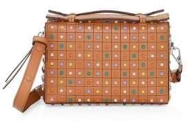 Tod's Mini Gommino Leather Shoulder Bag