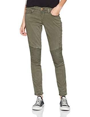 True Religion Women's Biker Halle Skinny Jeans,27W x 32L
