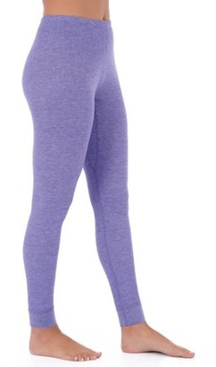 Fruit of the Loom Women's and Women's Plus Waffle Thermal Undewear Pant