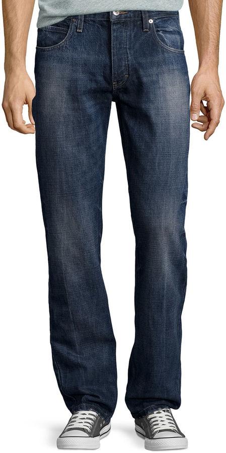 DickiesDickies Regular-Fit Button-Fly Vintage Jeans