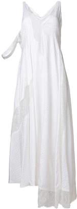 Joseph lace overlay dress