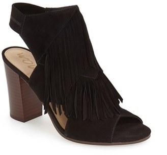 Sam Edelman 'Elaine' Fringe Sandal $159.95 thestylecure.com
