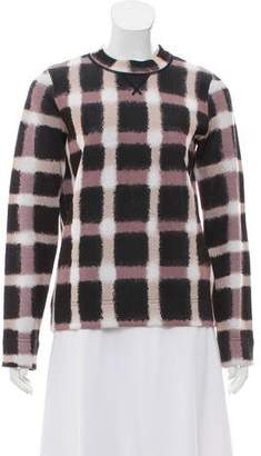 Marc by Marc Jacobs Patterned Long Sleeve Top