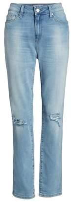 Mavi Jeans Lea Boyfriend Ripped Jeans