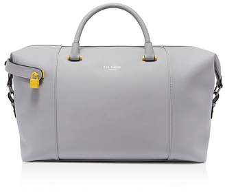 Ted Baker Newmex Rubber-Look Holdall Duffel