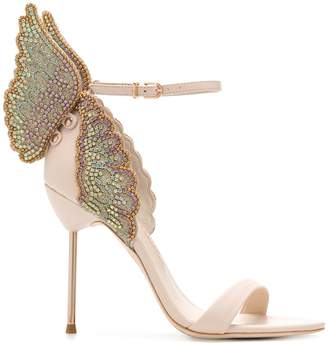 Sophia Webster Evangeline butterfly sandals