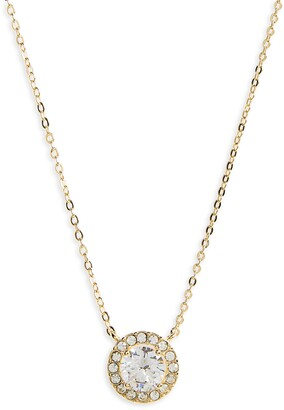 Nordstrom Cubic Zirconia Pendant Necklace