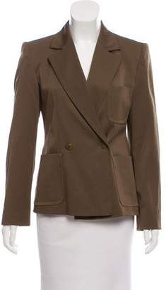 Max Mara Wool Structured Blazer