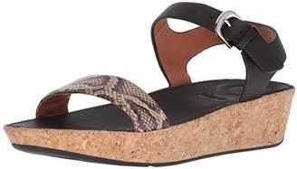 FitFlop Women's Bon II Back-Strap Heeled Sandal