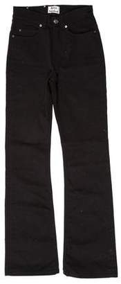 Acne Studios Mid-Rise Lita Jeans