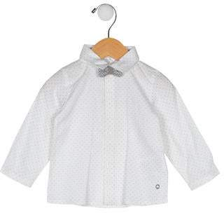Mayoral Boys' Button-Up Shirt w/ Tags