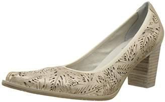 Un Matin d'Eté Women's Nazeto Closed Toe Heels