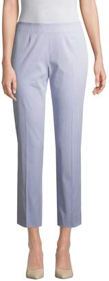 Piazza Sempione Women's Cropped Straight-Leg Pants