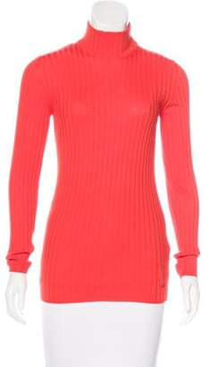 Blumarine Wool Knit Sweater