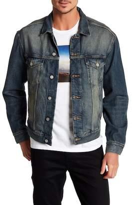Calvin Klein Classic Trucker Denim Jacket