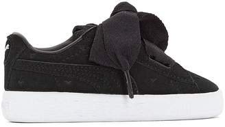 Puma INF S Heart Valentine Leather Trainers