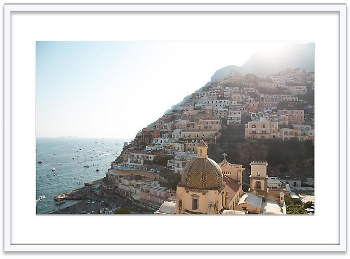 One Kings Lane Natalie Obradovich - Positano View Art