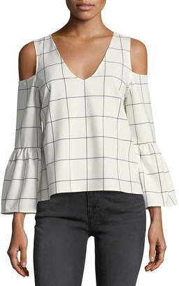 Waverly Grey Ali Cold-Shoulder Top