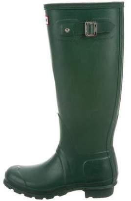 Hunter Knee-High Rain Boots