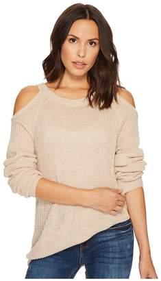 Sanctuary Riley Bare Shoulder Sweater Women's Sweater
