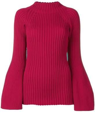 Sonia Rykiel ribbed knit jumper