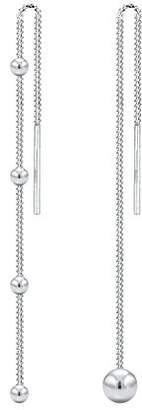 Elli Women's 925 Sterling Silver Dangle & Drop Earrings 302312018