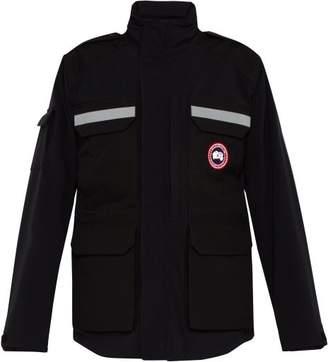Canada Goose Photojournalist Reflective Trim Jacket - Mens - Black