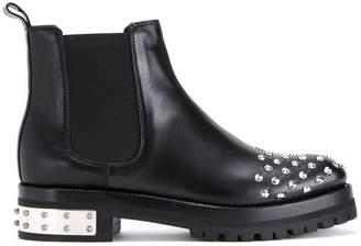 Alexander McQueen Mod boots