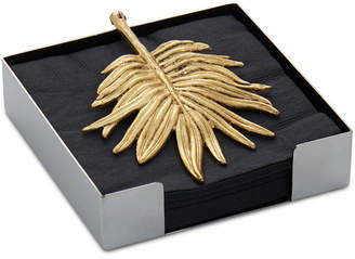 Michael Aram Palm Cocktail Napkin Holder