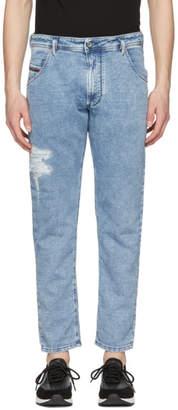Diesel Blue Krooley-T Jogg Jeans
