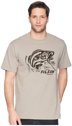 Filson Short Sleeve Outfitter Graphic T-Shirt Men's T Shirt
