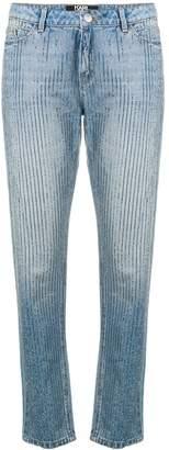 Karl Lagerfeld Paris sparkle jeans