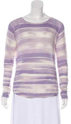 Vince Wool & Cashmere Tie-Dye Sweater