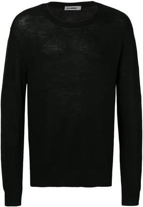 Jil Sander crew-neck knitted sweater