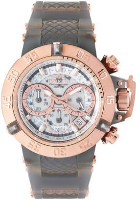 Invicta 24380 Rose Gold-Tone & Grey Subaqua Watch